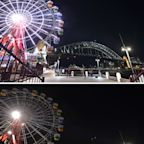 Lights out in Sydney for Earth Hour conservation campaign
