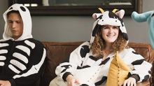 The easiest Halloween costume ever: These onesies are on sale for just $18, today only