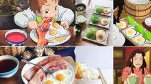 宮崎駿的真正鐵粉!這位日本女子把動畫內的誘人食物都認真煮一遍