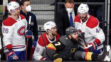 Canadiens @ Golden Knights Game 5 recap: Always bet on red