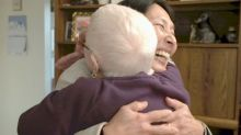 Heart transplant recipient meets donor family after 17 years of anonymous correspondence