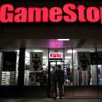 GameStop shares close 92% higher, market cap now above $10B