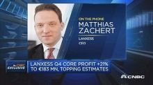 Lanxess CEO: Focused on organic growth over acquisitions