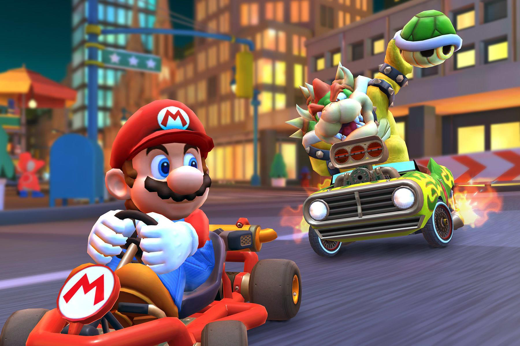 Photo of Mario Kart Tour 2nd multiplayer test does not require a gold pass, adds the ability to race with nearby people-Engadget Japan version