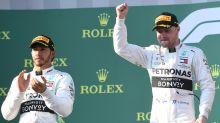 F1's Bottas vents, Hamilton keeps calm