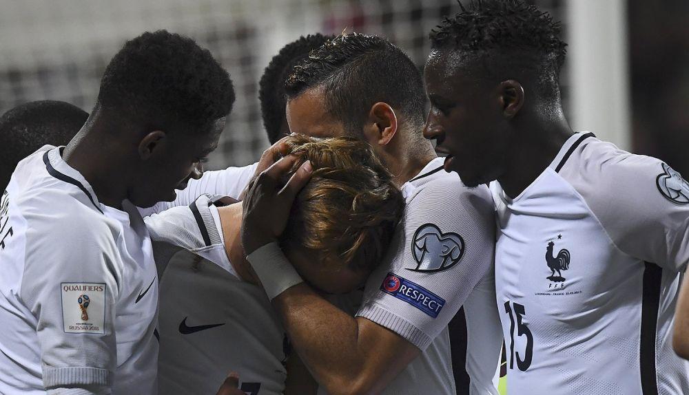 Belle première pour Mendy, Giroud décisif, Payet discret… les notes de Luxembourg-France