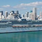 Princess Cruises Cancels More Sailings in California, Mexico, and the Caribbean