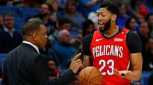 Maybe Anthony Davis is willing to play for the Celtics after all