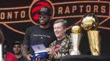Toronto mayor, superfan Nav plead Raptors fans to give Kawhi Leonard space