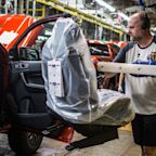 Ford starts US production of the Ranger pickup for the first time in years