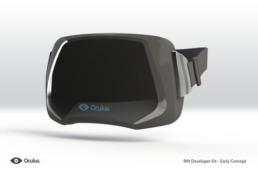 Oculus Rift dev kit includes access to free Oculus version of Unreal Development Kit