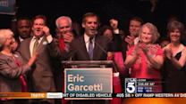 Garcetti Wins Race for L.A. Mayor; Greuel Concedes