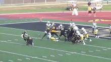 Texas Lutheran kicker makes field goal immediately after original try was blocked