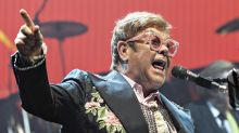 Elton John's expletive-fuelled rant at security guards at Australian concert