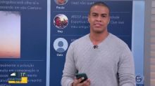 Apresentador da Globo erra nome do Corinthians e é corrigido; Web critica