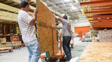 Home improvement shares jump after Hurricane Harvey deluge
