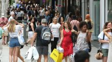 Consumer confidence hits four-year high