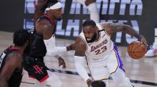 Lakers end Rockets' season in Game 5 slaughter, advance to Western Conference finals