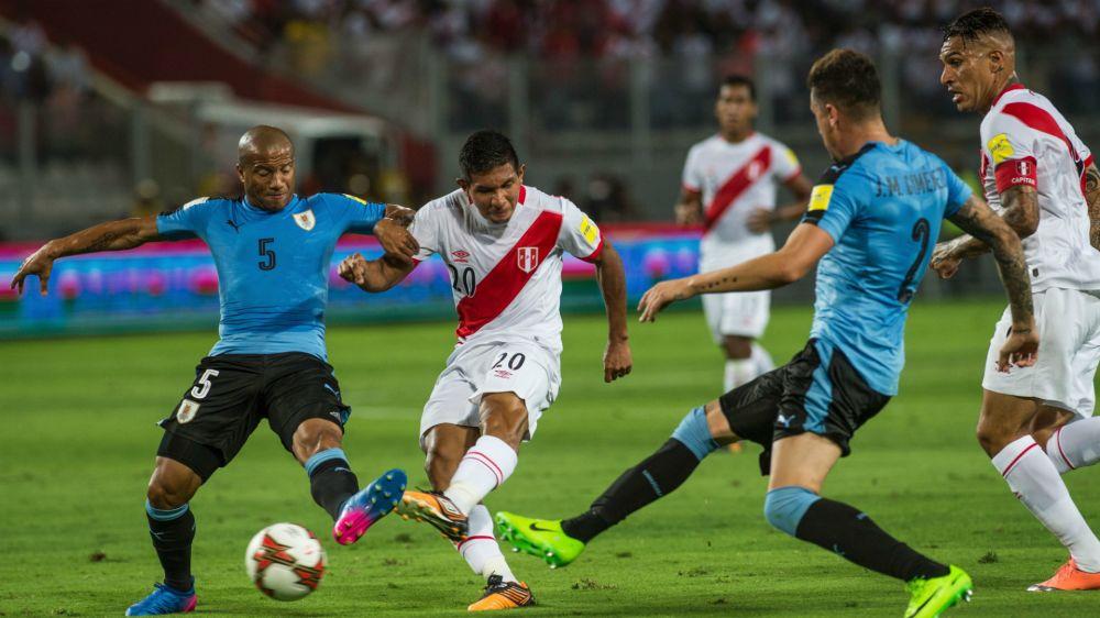 """Gareca: """"Fue uno de los mejores partidos de Perú"""""""