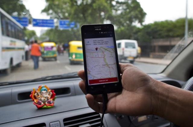 Uber is betting $1 billion to expand in India