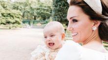 Kate Middleton y el príncipe Guillermo comparten las imágenes más tiernas del príncipe Louis en su primer cumpleaños
