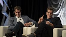 Winklevoss Twins' Fortune Doubles as Bitcoin Rallies