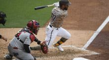 Fill-ins come up big in Padres' 5-3 win over Cardinals