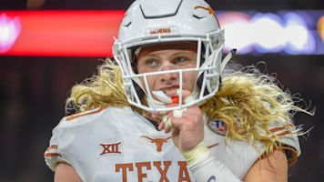 Eccentric star hopes to lead Texas back to glory