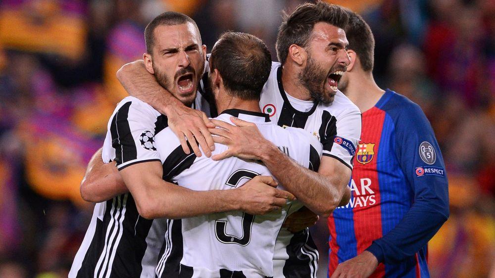 TEAM NEWS: Barzagli replaces Cuadrado for Juventus against Monaco