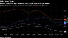 Polish Monetary Outlook Lurches From Tightening to Possible Cuts