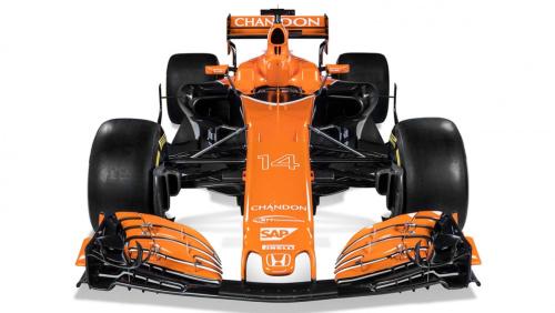 McLaren本季F1新車MCL32在車隊總部發表