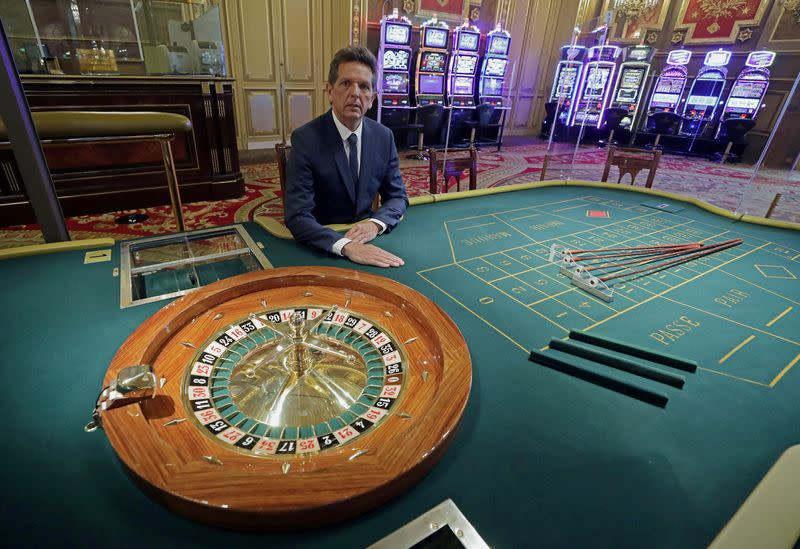 The Chips Are Down As Monte Carlo Casino Reopens After