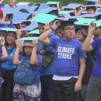 Greta Thunberg on Climate: 'Listen to science'