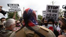 Violent Protests Are a Neo-Nazi Fever Dream Come True