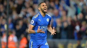 New twist in Man City's bid to sign Mahrez