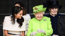 Meghan Markle深得英女王歡心!她的珍珠耳環原來是英女皇賞賜的禮物