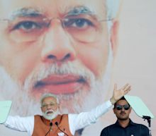 India's Narendra Modi on track for a second term as PM, exit polls predict