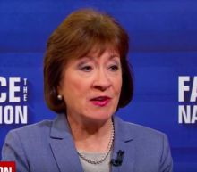 Sen. Susan Collins 'Disappointed' That RNC Resumed Support For Roy Moore