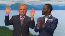 'Wheel of Fortune' fans couldn't stop laughing after Pat Sajak's hilariously awkward moment