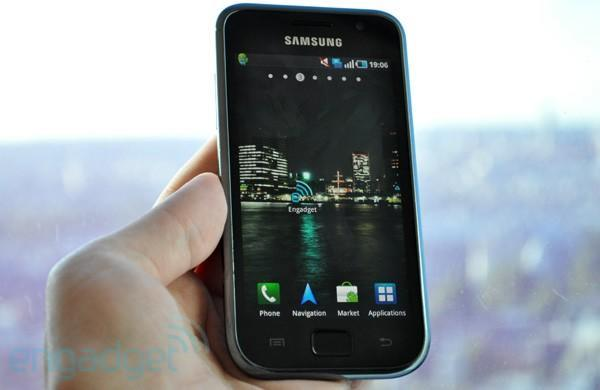 Samsung Galaxy S meets Froyo by month's end for T-Mobile UK customers