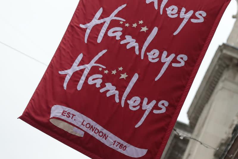 Reliance Industries in talks to buy British toymaker Hamleys