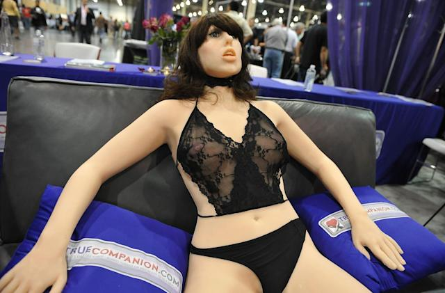 We know nothing about the future of sex robots