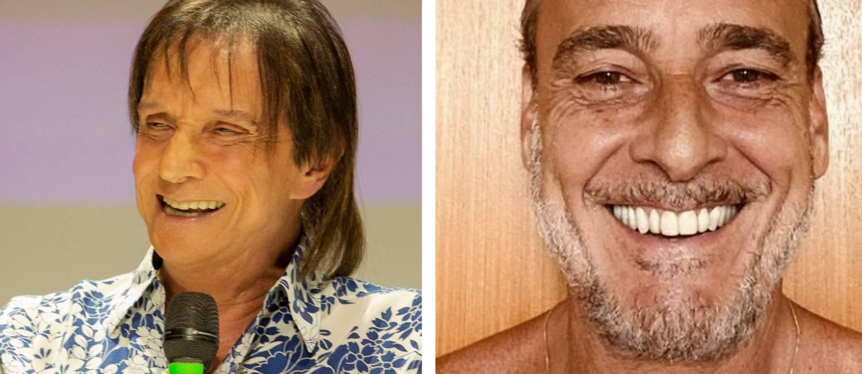 O Rei e eu: como as canções de Roberto Carlos têm ajudado Alexandre Borges no tratamento de Alzheimer da mãe