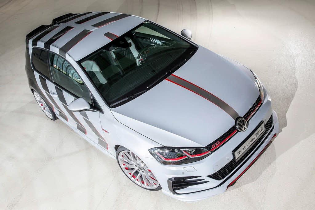 學徒最新力作,VOLKSWAG Golf GTI Next Level概念車登場
