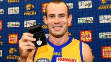 AFL's best captain stands down as West Coast Eagles look to shake up club