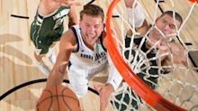 Luka Doncic's 17th triple-double of season helps Dallas Mavericks beat the Milwaukee Bucks