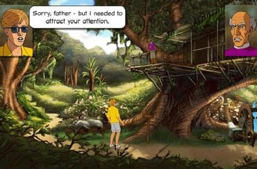 Broken Sword: The Smoking Mirror remastered for Android just in time