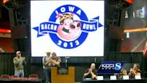 Why the Barnstormers love bacon