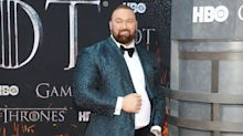 Game of Thrones' The Mountain star welcomes baby boy with wife