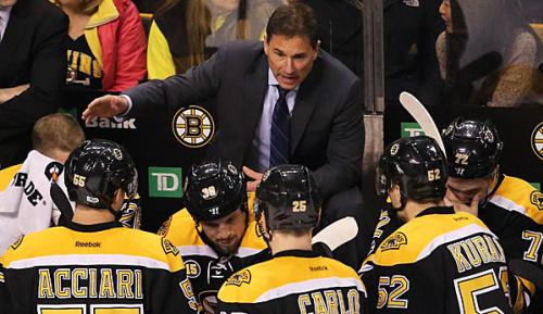 NHL: Cassidy bekommt Trainerposten bei den Bruins